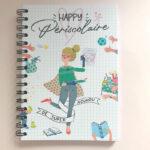 L'agenda perpétuel périscolaire pour l'accueil de 2 enfants