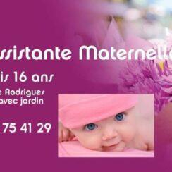 elisabete R. assistante maternelle Bolbec 76