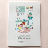 planning nounou pour planifier les menus de la semaine des enfants